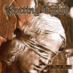 "Rotting Christ ""A Dead Poem"" Slipcase CD + bonus"