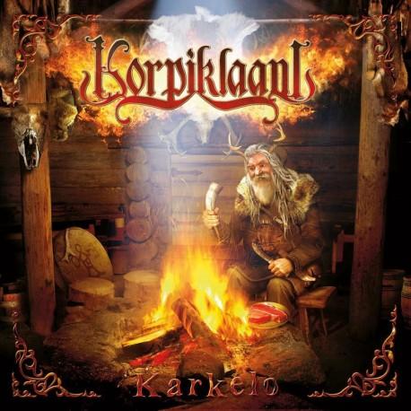 """Korpiklaani """"Karkelo"""" CD"""
