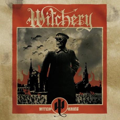 """Witchery """"Witchkrieg"""" CD"""