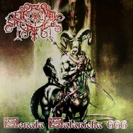 "Eternal Sacrifice ""Sonata Satanicka 666"" MCD"