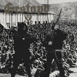 "Gestapo 666 ""Satanic Shariah"" CD"