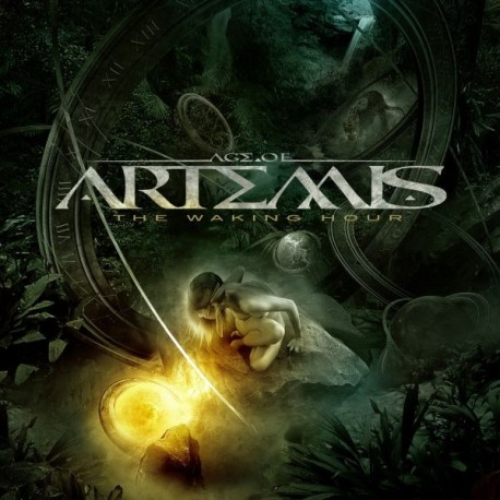 """Age of Artemis """"The Waking Hour"""" CD"""