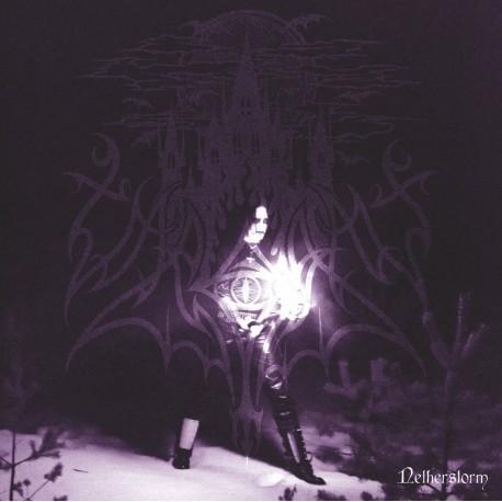"""Vargrav """"Netherstorm"""" Digipack CD"""