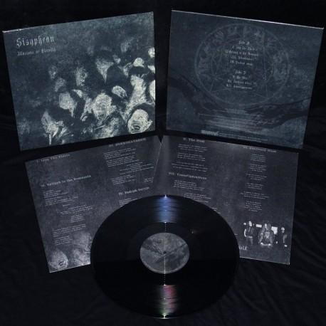 "Sisyphean ""Illusions of Eternity"" LP"