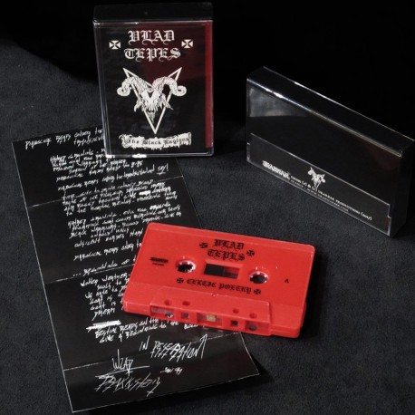 "Vlad Tepes ""Celtic Poetry"" Tape"