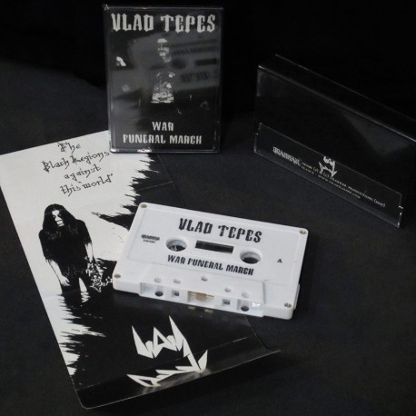 "Vlad Tepes ""War Funeral March"" Tape"
