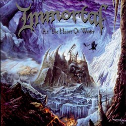 """Immortal """"At the Heart of Winter"""" CD"""