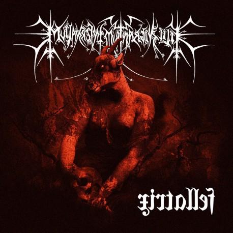 """Filii Nigrantium Infernalium """"Fellatrix"""" CD"""