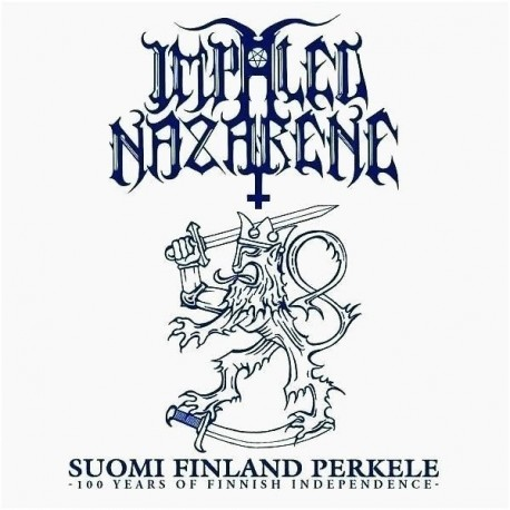 "Impaled Nazarene ""Suomi Finland Perkele (100 Years of Finnish Independence) "" CD"