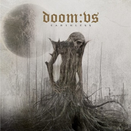 """Doom:Vs """"Earthless"""" Slipcase CD"""