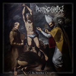"Rotting Christ ""The Heretics"" Slipcase CD"