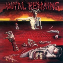 "Vital Remains ""Let Us Pray"" CD"