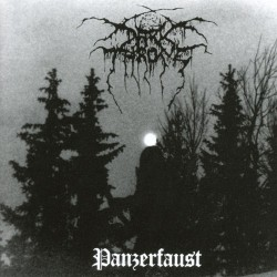 "Darkthrone ""Panzerfaust"" CD"