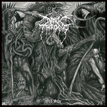 "Darkthrone ""Old Star"" Slipcase CD"