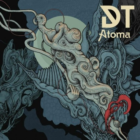 "Dark Tranquility ""Atoma"" CD"