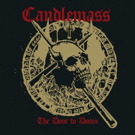 """Candlemass """"The Door of Doom"""" CD"""