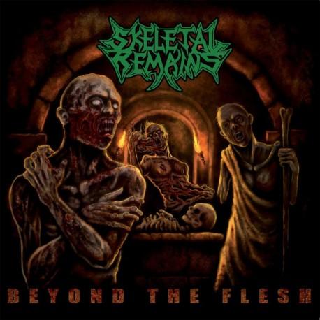 "Skeletal Remains ""Beyond the Flesh"" CD"