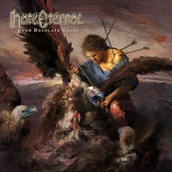 "Hate Eternal ""Upon Desolate Sands"" Slipcase CD"