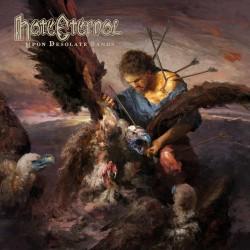 "Hate Eternal ""Upon Desolate Sands"" Slipcase CD"