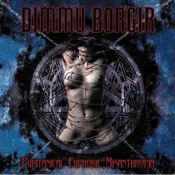 "Dimmu Borgir ""Puritanical Euphoric Misanthropia"" Slipcase CD + Poster"