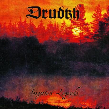 "Drudkh ""Forgotten Legends"" Slipcase CD"