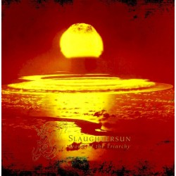 "Dawn ""Slaughtersun - Crown of the Triarchy"" Slipcase CD"