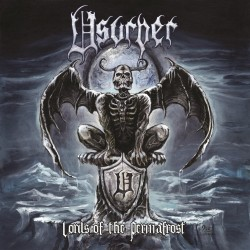 """Usurper """"Lords of the Permafrost"""" CD"""