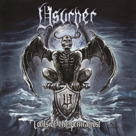 "Usurper ""Lords of the Permafrost"" CD"