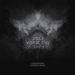 """Dold Vorde Ens Navn """"Gjengangere i Hjertets Mørke"""" MLP (Ltd. black vinyl)"""