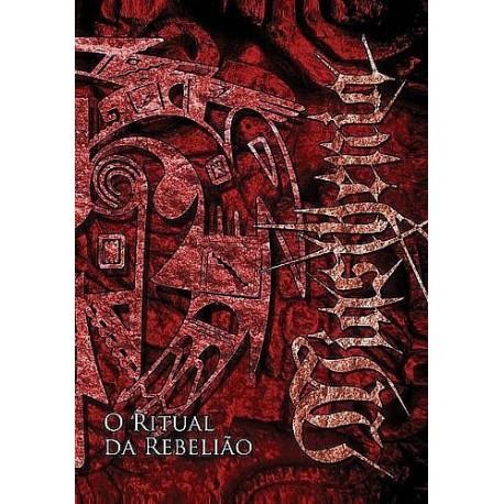 "Miasthenia ""O Ritual da Rebelião"" DVD"