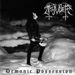 "Tsjuder ""Demonic Possession"" CD"