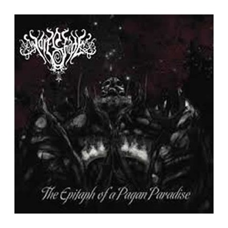 "Wolfshade ""The Epitaph of a Pagan Paradise"" CD"