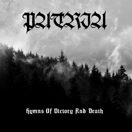 "Patria ""Hymns of Victory and Death"" Digipack CD"