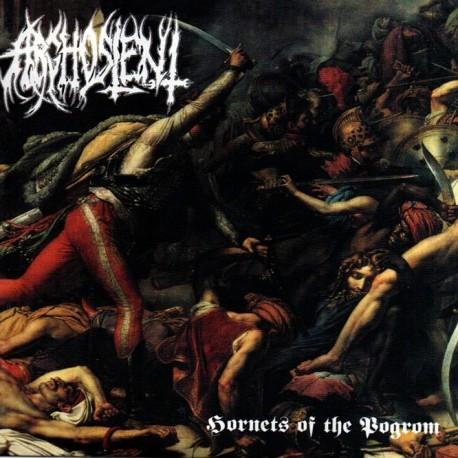 """Arghoslent """"Hornets Of The Pogrom"""" CD"""