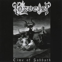 "Torgeist ""Time Of Sabbath"" CD"