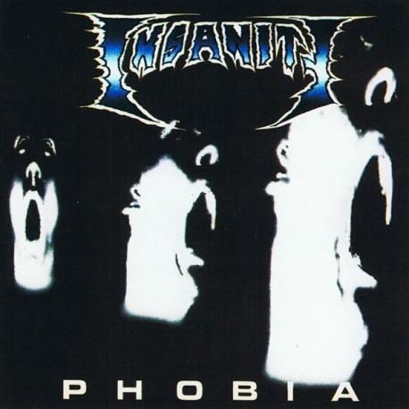"""Insanity """"Phobia"""" CD"""