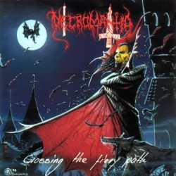 "Necromantia ""Crossing the Fiery Path"" CD"