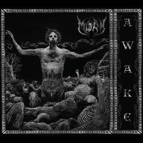 """Mork """"Awake"""" Digipack CD"""