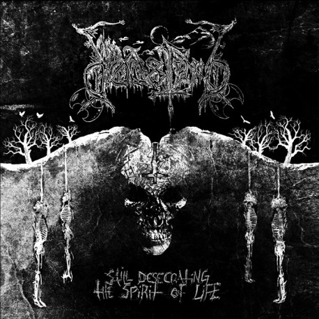 "Dodsferd ""Still Desecrating the Spirit of Life"" CD"