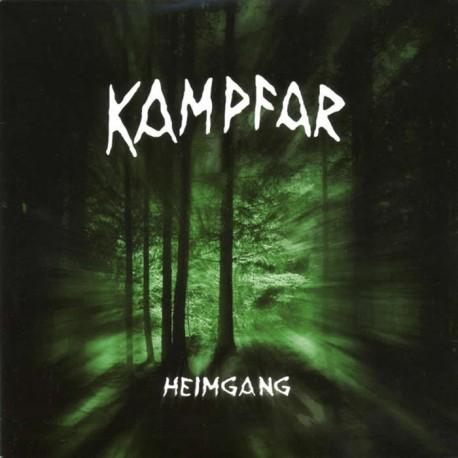 "Kampfar ""Heimgang"" CD"