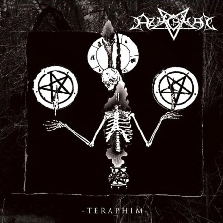 "Azaghal ""Teraphim"" CD"