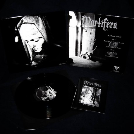 "Mortifera ""IV: Sanctii Tristhess"" LP"