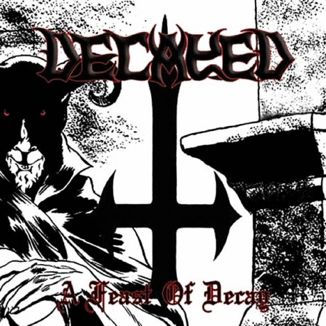 "Decayed ""A Feast of Decay"" CD"