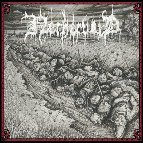 "Nethervoid ""In Swarms of Godless Wrath"" CD"