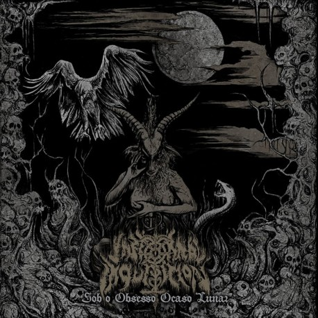 """Infernal Inquisition """"Sob o Obsesso Ocaso Lunar"""" CD"""