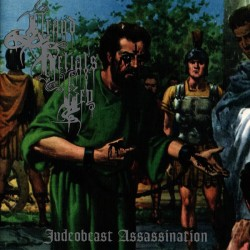 "Grand Belial´s Key ""Judeobeast Assassination"" CD"