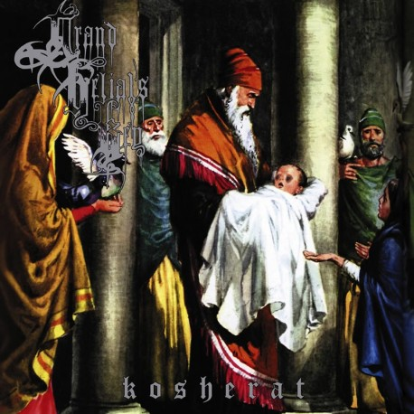 "Grand Belial´s Key ""Kosherat"" CD"