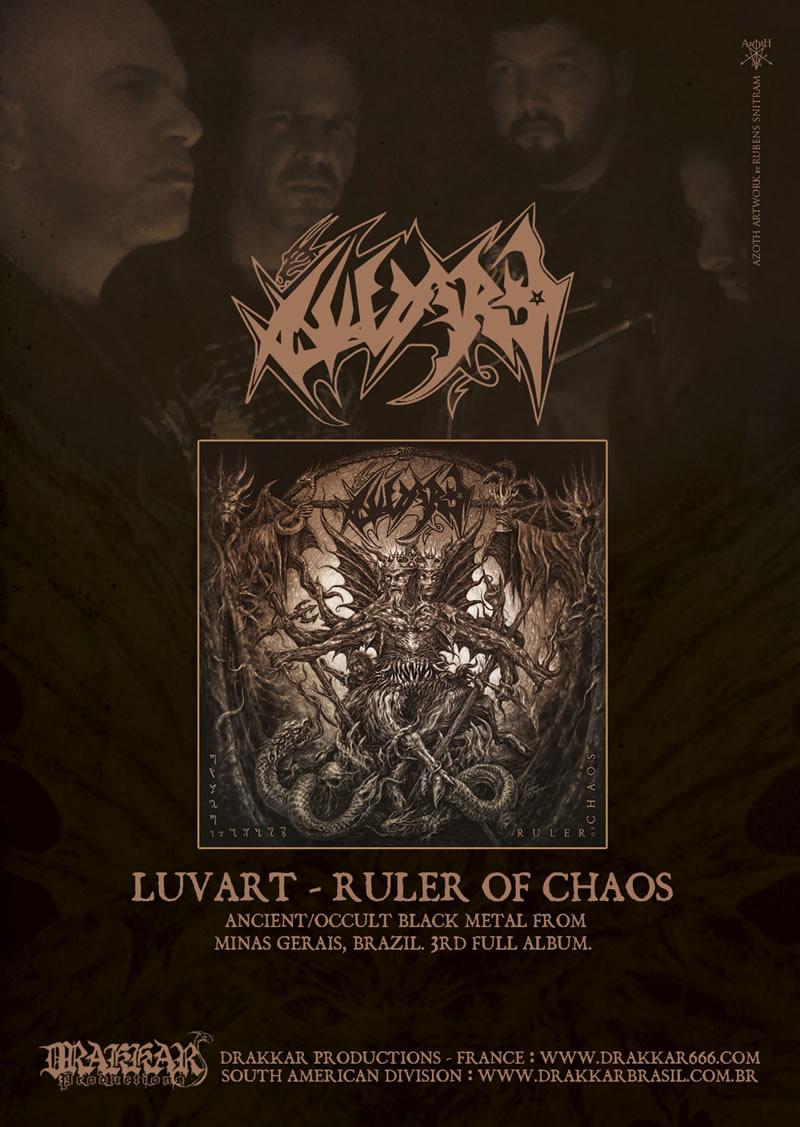 Luvart - Ruler of Chaos