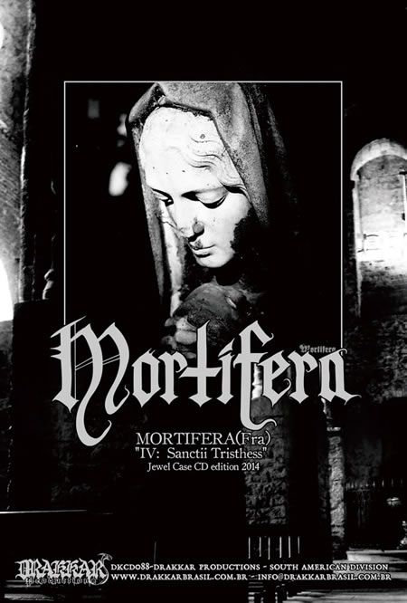 Mortifera IV: Sanctii Tristhess CD
