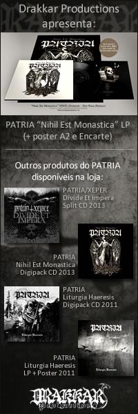 Drakkar Productions - Patria releases